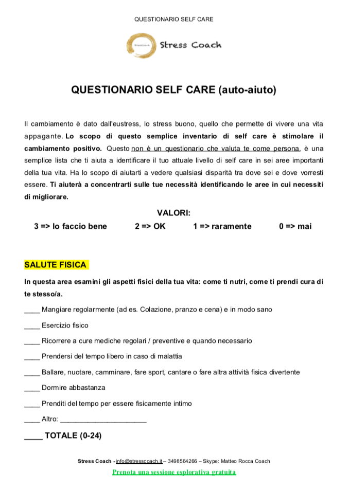 questionario_auto-aiuto_self_care
