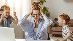 Mamme sotto a stress - guida alla gestione delle fatiche quotidiane
