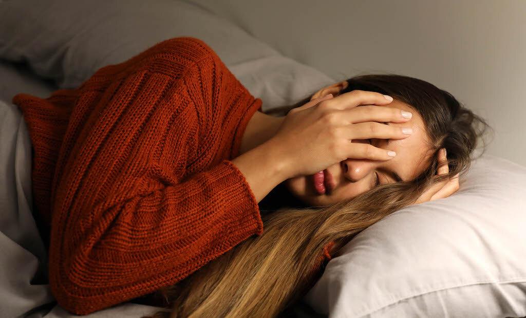 difficoltà ad addormentarsi non riesco a dormire insonnia rimedi cause