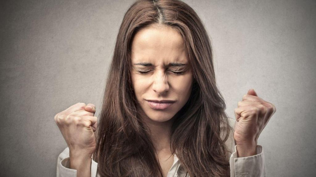 come sfogare la rabbia repressa